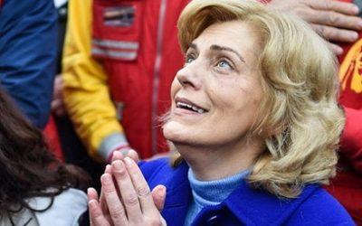 MENSAGEM MENSAL DA RAINHA DA PAZ, DE 2 DE JANEIRO DE 2018, TRANSMITIDA POR MEIO DA VIDENTE MIRIANA