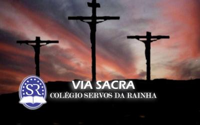 Via Sacra – 27 e 28 de março de 2018.